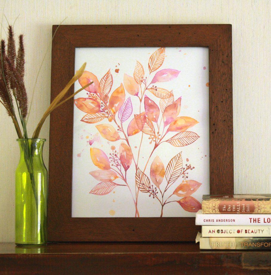 leaves_watercolor
