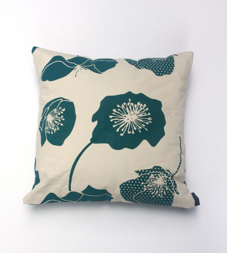 poppies-teal